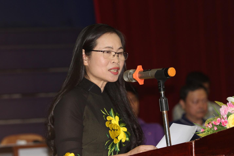 Bế mạc giải Cầu lông Người giáo viên nhân dân Toàn quốc 2019 - Ảnh 2.