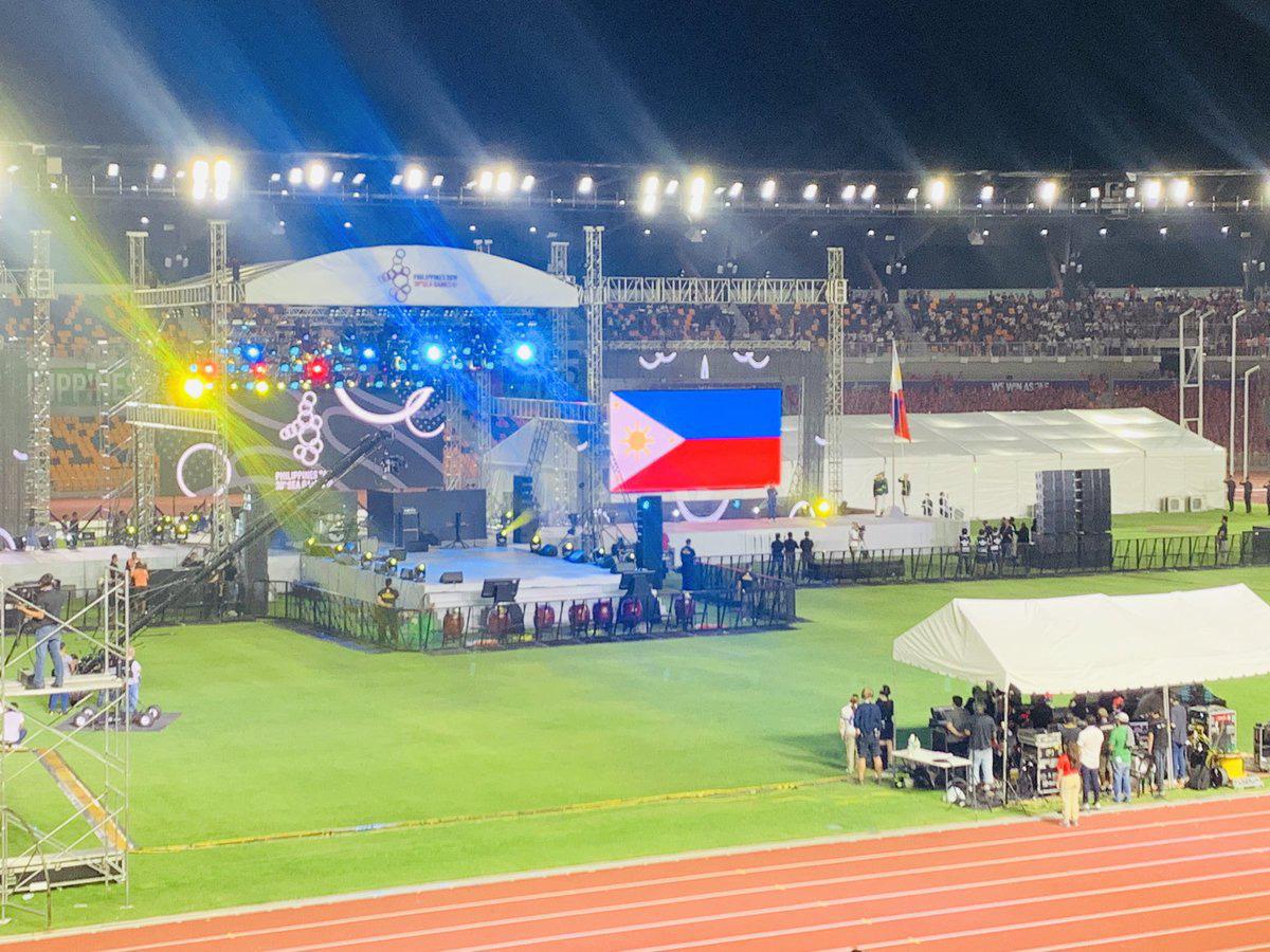 Bế mạc SEA Games 30: Việt Nam nhận cờ đăng cai Đại hội thể thao Đông Nam Á lần thứ 31 - Ảnh 21.