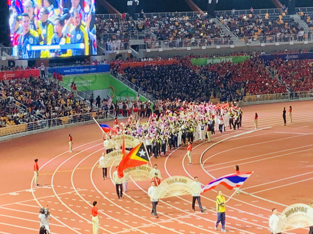 Bế mạc SEA Games 30: Việt Nam nhận cờ đăng cai Đại hội thể thao Đông Nam Á lần thứ 31 - Ảnh 18.