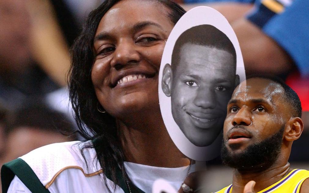 Chứng kiến con trai thi đấu và tỏa sáng, LeBron James cuối cùng cũng hiểu được nỗi lòng của mẹ mình trong quá khứ