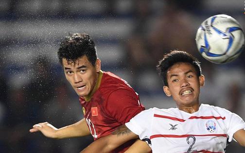 """Đè bẹp Campuchia, U22 Việt Nam khiến fan bóng đá khu vực """"bất bình"""": """"Các bạn đá như đá tập"""""""