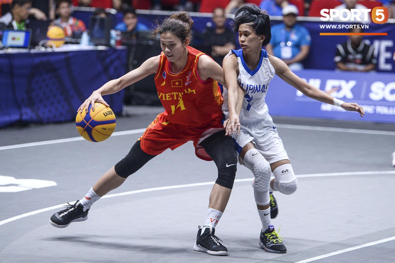 Nỗ lực hết mình nhưng vẫn không thể tạo nên bất ngờ trước Philippines, đội tuyển nữ Việt Nam vẫn còn cơ hội cạnh tranh huy chương đồng tại SEA Games 30 - Ảnh 5.