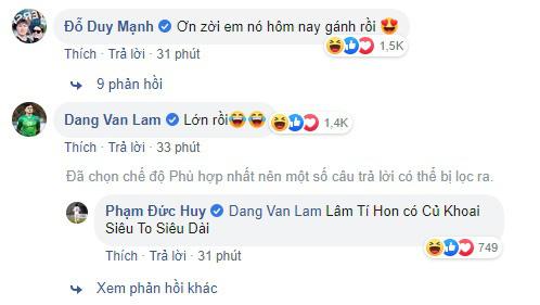 Đức Huy troll không thương tiếc tiền đạo U22 Việt Nam ghi cú đúp vào lưới Thái Lan: Linh mặt gẫy, Linh phá đội  - Ảnh 3.
