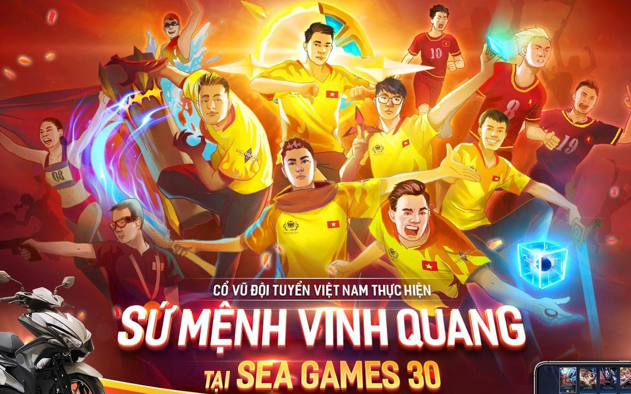 Lịch thi đấu Liên Quân Mobile tại SEA Games: Thời khắc lịch sử đã điểm!