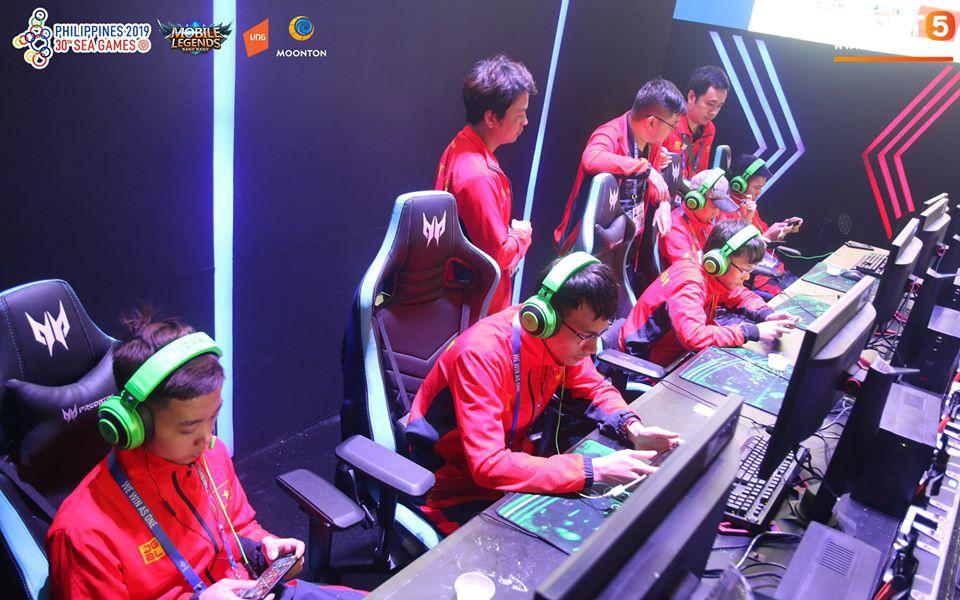 Tuyển Mobile Legend: Bang Bang Việt Nam dừng chân tại SEA Games 30 sau thất bại 0-2 trước chủ nhà Philippines
