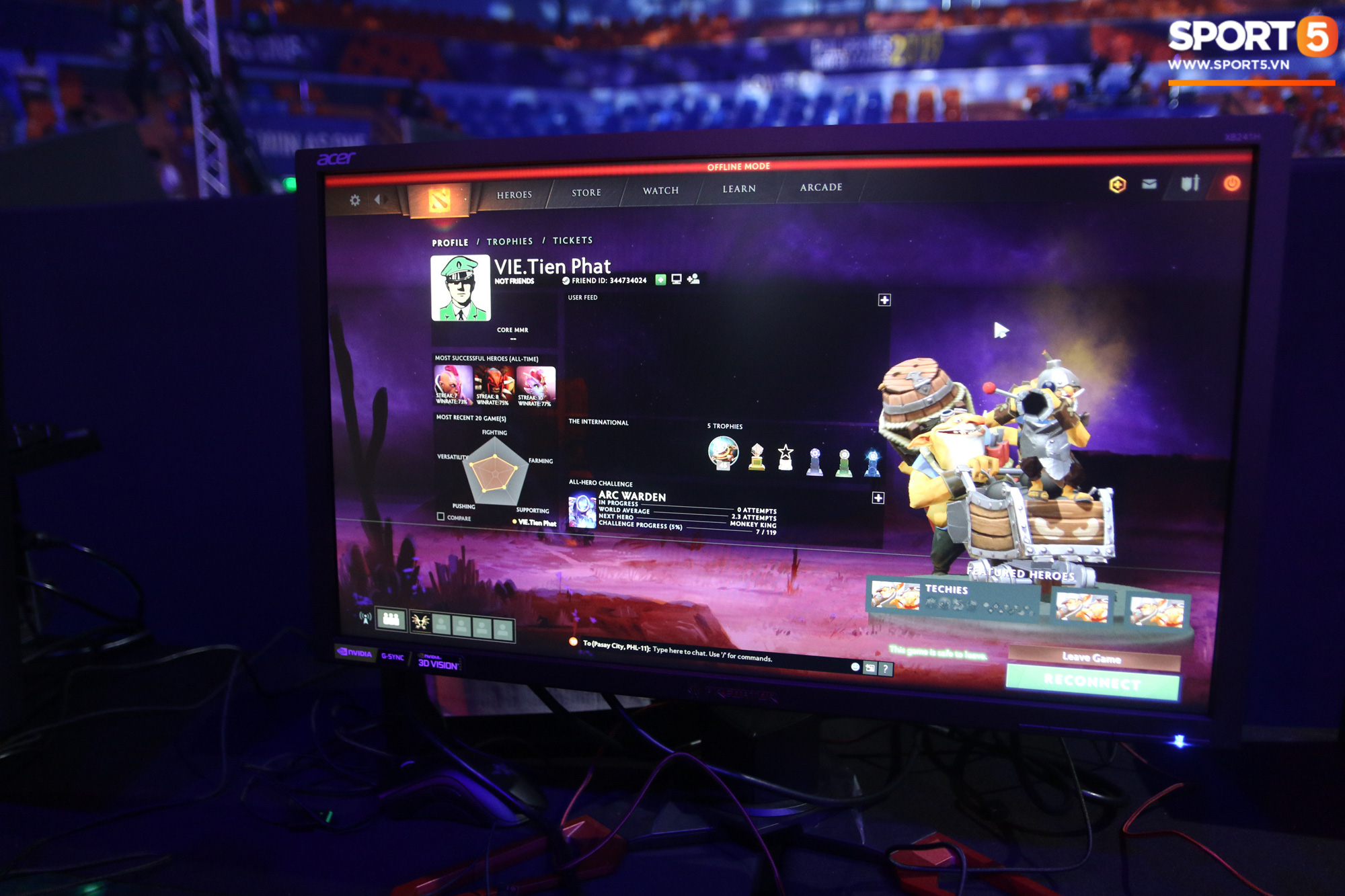 Ngày thi đấu thứ 3 của Esports tại SEA Games 30: Tưởng yên ổn nhưng chủ nhà lại khiến VĐV Việt Nam đau đầu vì sự cố mất mạng, sập nguồn - Ảnh 7.