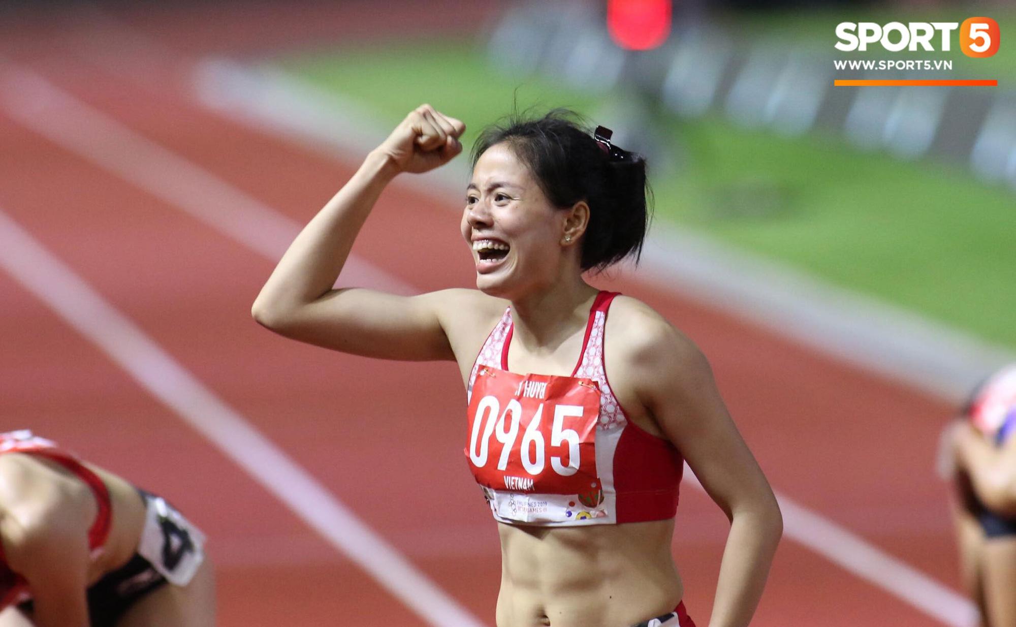 SEA Games ngày 8/12: Nữ hoàng điền kinh Tú Chinh vượt 2 VĐV nhập tịch trong tích tắc, xuất sắc giành HCV chung cuộc - Ảnh 8.