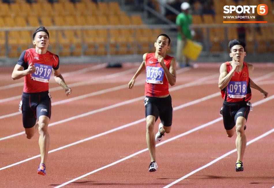 SEA Games ngày 8/12: Nữ hoàng điền kinh Tú Chinh vượt 2 VĐV nhập tịch trong tích tắc, xuất sắc giành HCV chung cuộc - Ảnh 5.