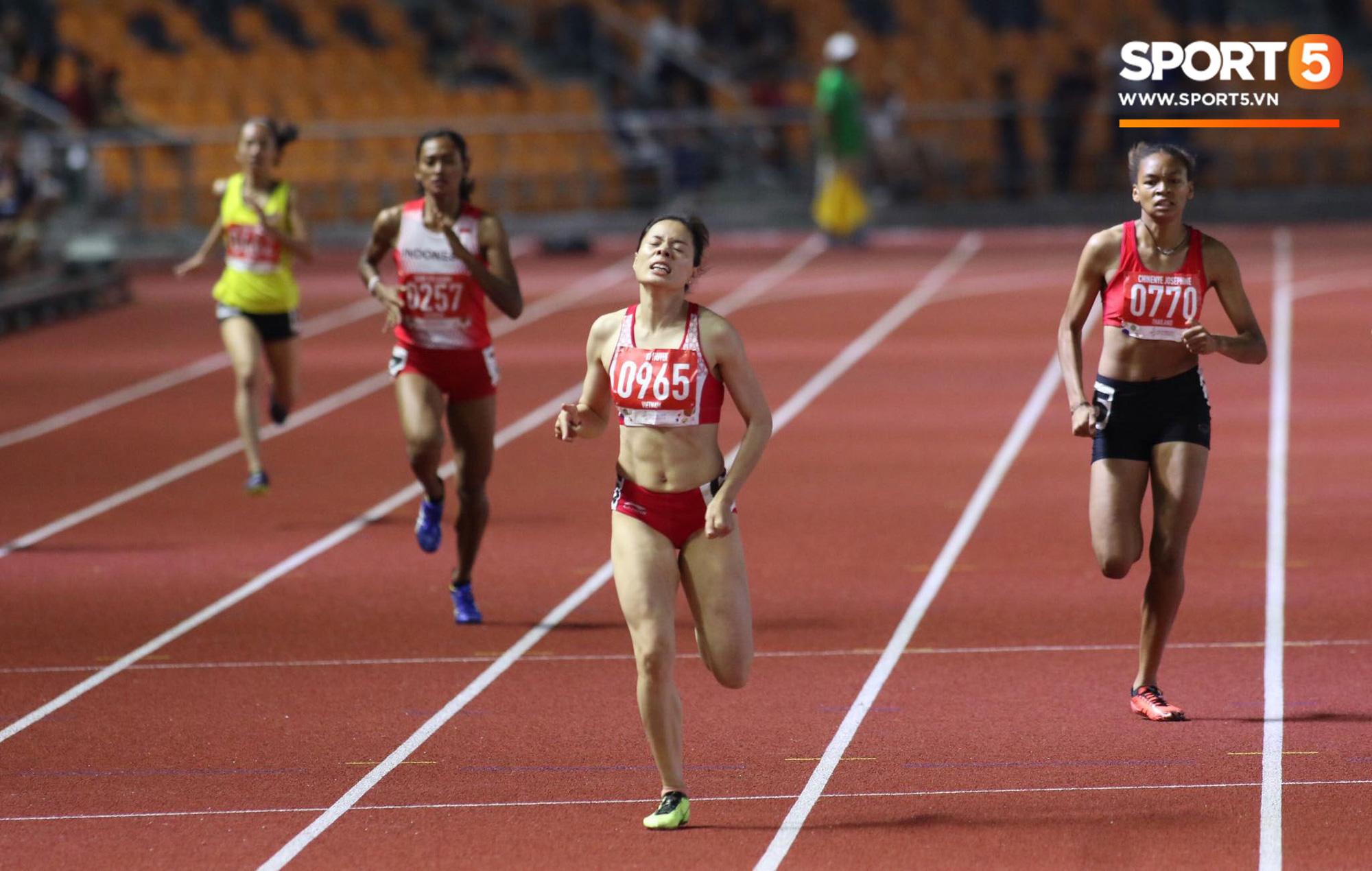 SEA Games ngày 8/12: Nữ hoàng điền kinh Tú Chinh vượt 2 VĐV nhập tịch trong tích tắc, xuất sắc giành HCV chung cuộc - Ảnh 10.