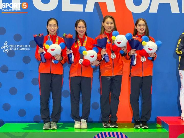 SEA Games ngày 8/12: Nữ hoàng điền kinh Tú Chinh vượt 2 VĐV nhập tịch trong tích tắc, xuất sắc giành HCV chung cuộc - Ảnh 35.