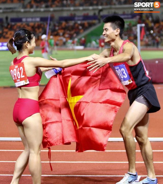 SEA Games ngày 8/12: Nữ hoàng điền kinh Tú Chinh vượt 2 VĐV nhập tịch trong tích tắc, xuất sắc giành HCV chung cuộc - Ảnh 31.