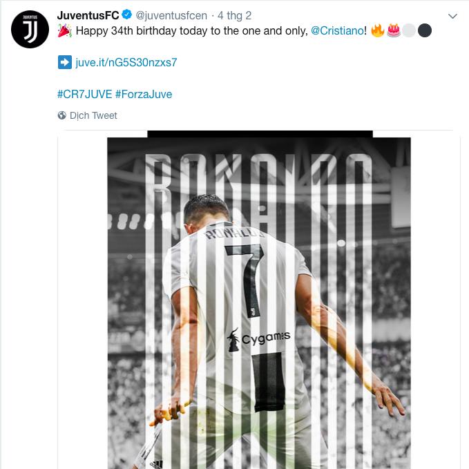 Real Madrid phớt lờ không chúc mừng sinh nhật Ronaldo, cầu thủ vĩ đại bậc nhất lịch sử đội bóng này - Ảnh 2.