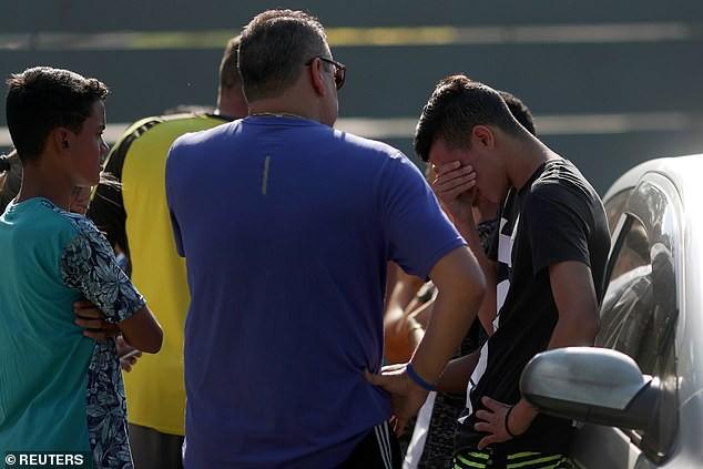 Kinh hoàng: Hỏa hoạn lúc rạng sáng khiến 10 cầu thủ trẻ thiệt mạng ở Brazil - Ảnh 3.
