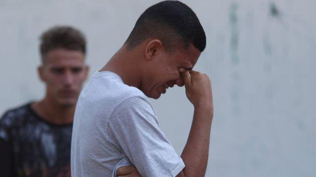 Kinh hoàng: Hỏa hoạn lúc rạng sáng khiến 10 cầu thủ trẻ thiệt mạng ở Brazil - Ảnh 6.