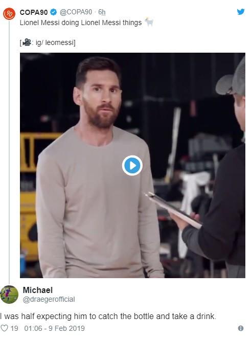 Dân mạng bóc phốt Messi vì đóng quảng cáo quá ảo diệu  - Ảnh 4.