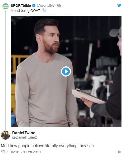 Dân mạng bóc phốt Messi vì đóng quảng cáo quá ảo diệu  - Ảnh 5.
