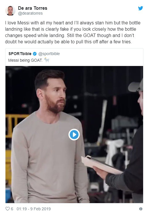 Dân mạng bóc phốt Messi vì đóng quảng cáo quá ảo diệu  - Ảnh 3.