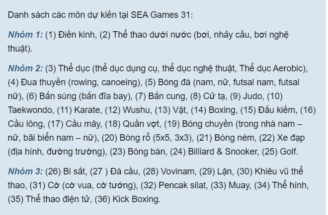 Esports sẽ được thi đấu tranh huy chương ở SEA Games 2021 tổ chức tại Việt Nam - Ảnh 1.