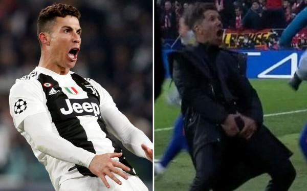 Chưa hết cay vì thất bại, cựu danh thủ Atletico phát ngôn sốc: Ronaldo hành xử như gã ngốc, sẽ chẳng bao giờ vĩ đại như Messi - Ảnh 1.