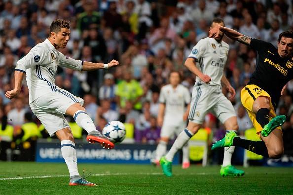 Ronaldo - thần chết gieo rắc nỗi kinh hoàng cho Atletico Madrid suốt 5 năm qua - Ảnh 5.