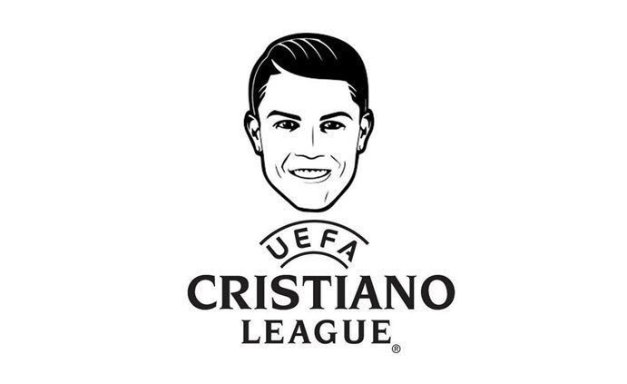 Phong độ thần kỳ của Ronaldo hiện lên đầy hài hước qua những nét vẽ biếm họa - Ảnh 7.