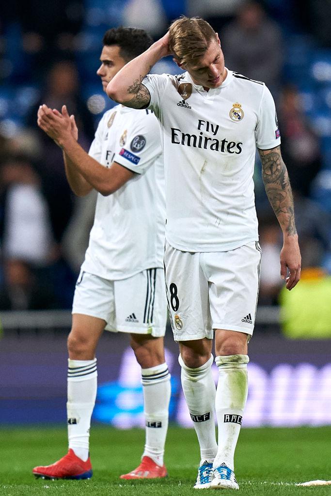 Cầu thủ Real đau đớn, suy sụp trong ngày thua sốc và chính thức bị phế ngôi tại giải đấu danh giá bậc nhất thế giới - Ảnh 8.