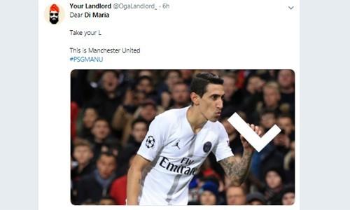Dân mạng hả hê khi thấy ngôi sao PSG dính khẩu nghiệp vì to gan chửi fan MU ở trận lượt đi - Ảnh 3.