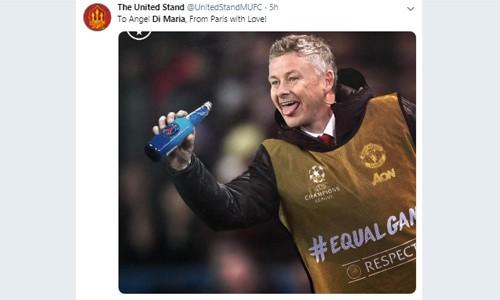 Dân mạng hả hê khi thấy ngôi sao PSG dính khẩu nghiệp vì to gan chửi fan MU ở trận lượt đi - Ảnh 4.