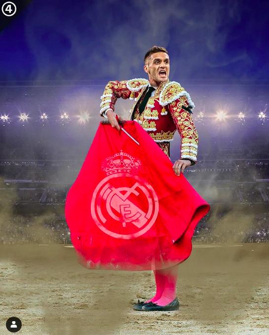 Loạt ảnh biếm họa hóm hỉnh về thất bại đen tối bậc nhất lịch sử Real Madrid - Ảnh 5.