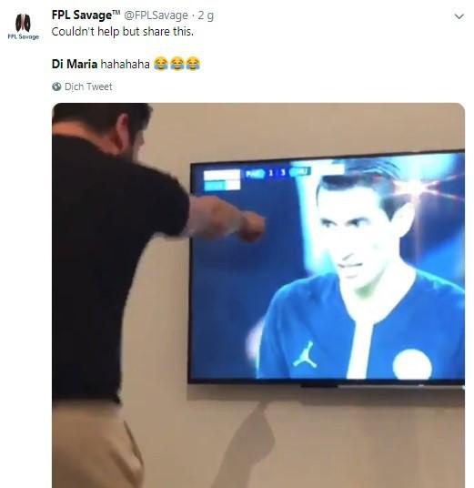 Dân mạng hả hê khi thấy ngôi sao PSG dính khẩu nghiệp vì to gan chửi fan MU ở trận lượt đi - Ảnh 7.