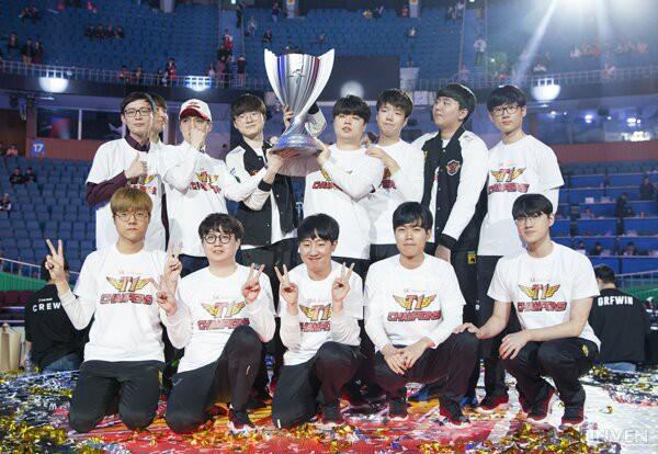 Đánh bại Griffin 3 trắng, SKT T1 chính thức vô địch LCK xuân 2019, giành quyền sang Việt Nam dự MSI - Ảnh 5.