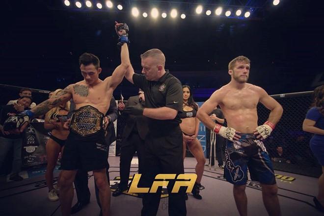 Sau Martin Nguyễn và Bi Nguyễn, thêm một võ sĩ gốc Việt gia nhập giải MMA lớn nhất châu Á - Ảnh 1.