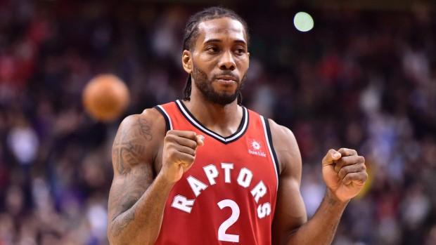 Lọt vào danh sách lịch sử cùng với LeBron James, Kawhi Leonard nhận được lời khen từ The King - Ảnh 3.