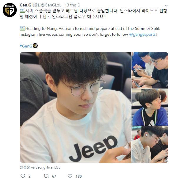 Dàn game thủ vô địch LMHT thế giới năm 2017 du hí tại Việt Nam xinh trai chẳng kém tài tử điện ảnh - Ảnh 1.