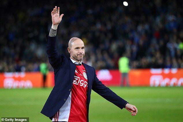 Toàn cảnh lễ ăn mừng chức vô địch Eredivisie hoành tráng của  Ajax Amsterdam - Ảnh 2.