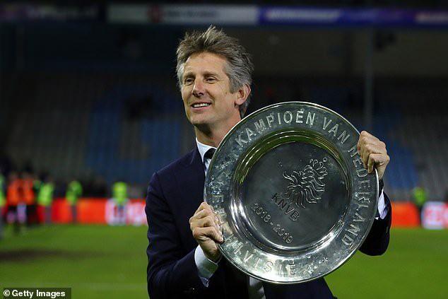 Toàn cảnh lễ ăn mừng chức vô địch Eredivisie hoành tráng của  Ajax Amsterdam - Ảnh 7.