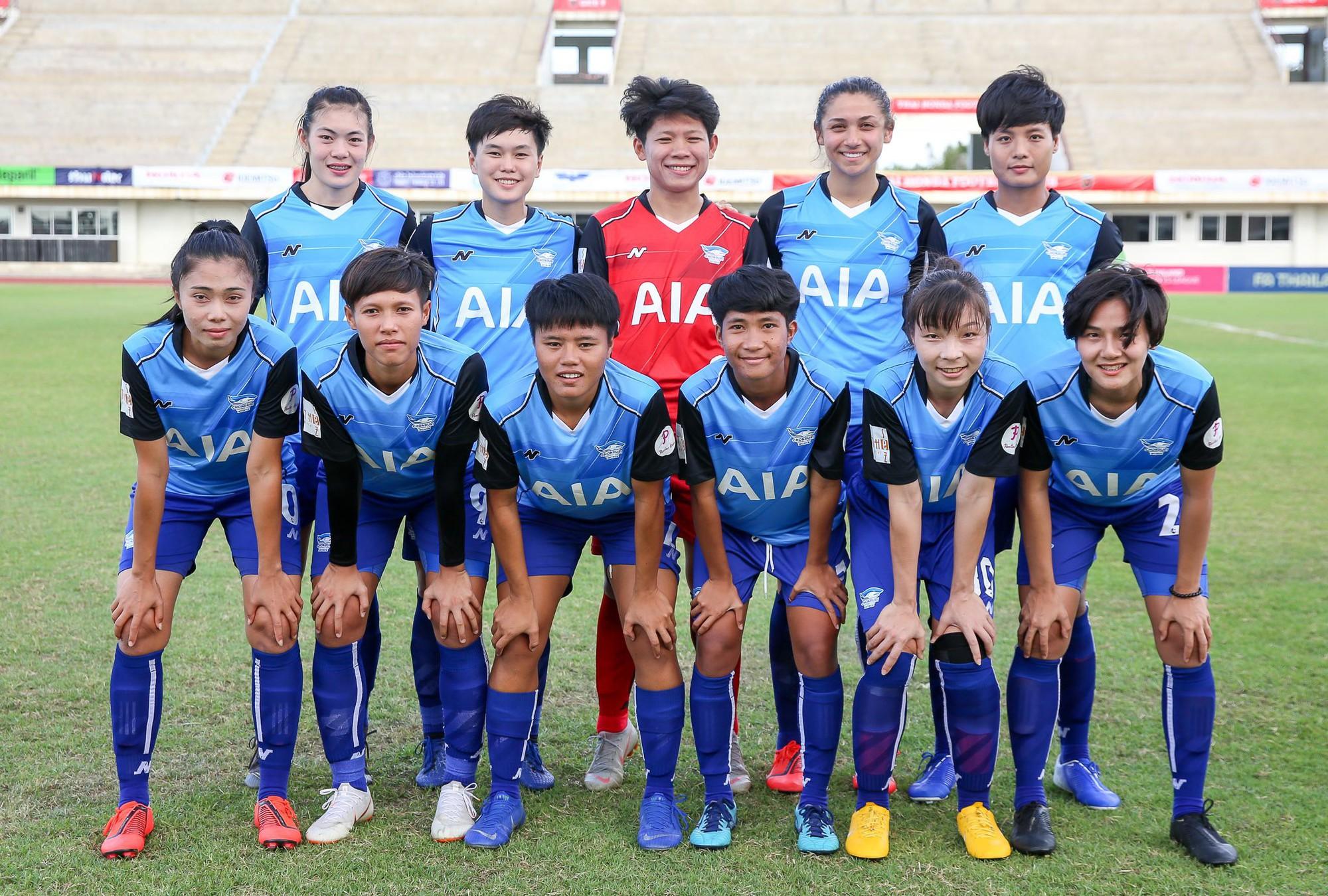 Tuyển thủ nữ Việt Nam cùng Chonburi vào chung kết giải VĐQG Thái Lan 2019 - Ảnh 2.