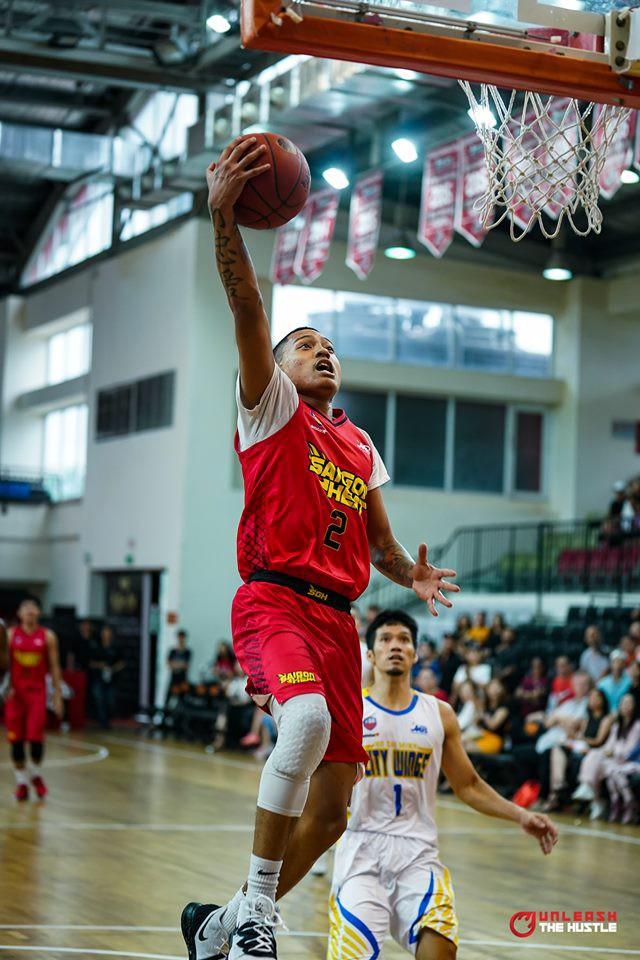 Saigon Heat: Vững niềm tin, vững phong độ cho chức vô địch - Ảnh 3.