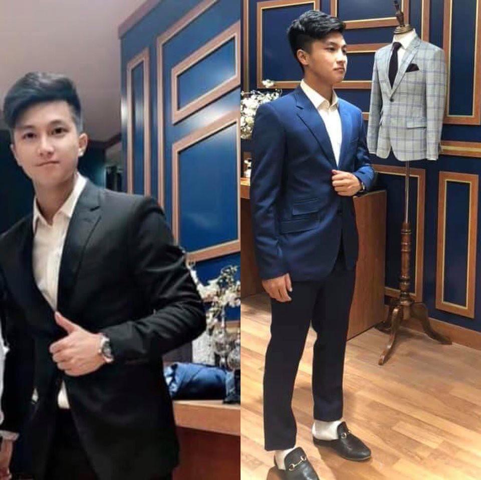 Dàn sao U23 Việt Nam diện suit lịch lãm khiến chị em đứng tim - Ảnh 1.