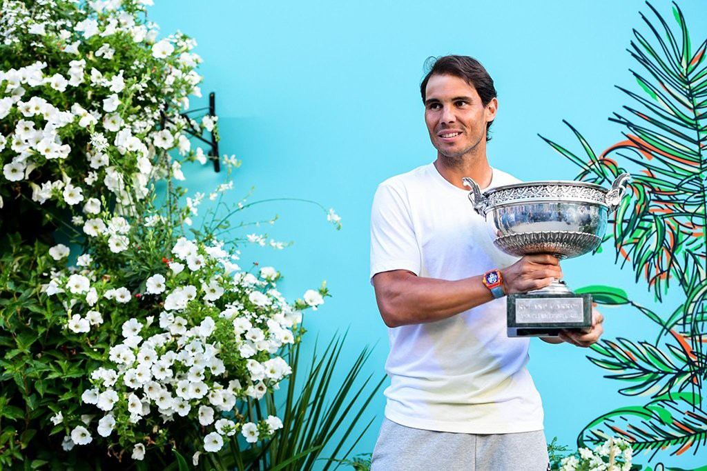 Rafael Nadal, vị Vua vĩ đại với những ước nguyện nhỏ nhoi - Ảnh 1.