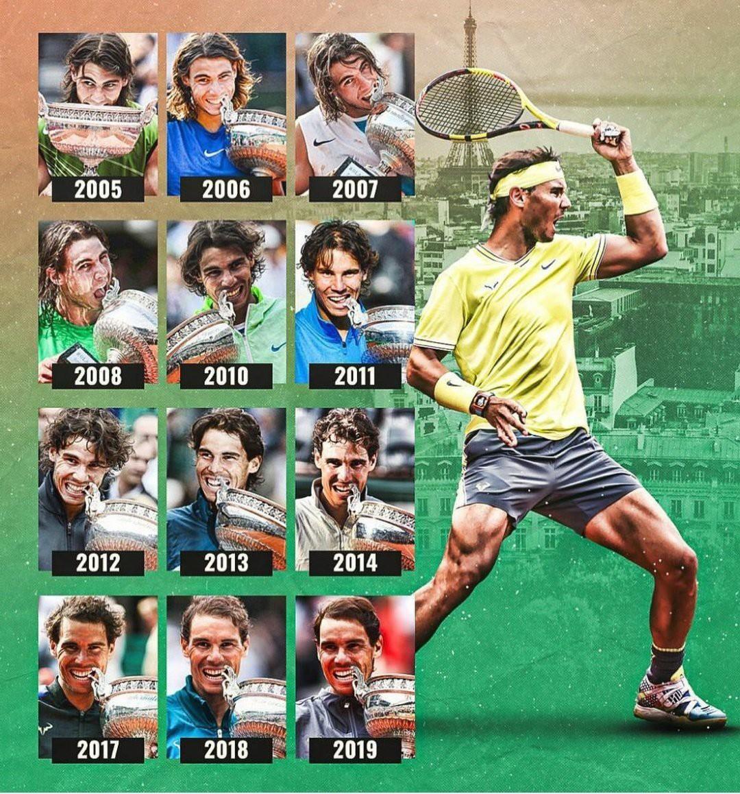 Rafael Nadal, vị Vua vĩ đại với những ước nguyện nhỏ nhoi - Ảnh 3.