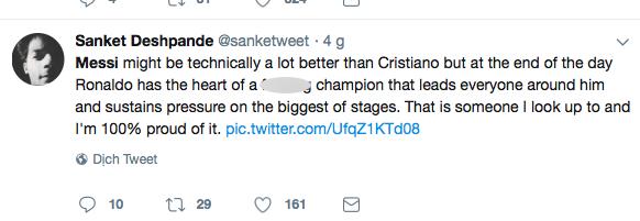 Messi bị troll không thương tiếc trên mạng xã hội sau khi Ronaldo giành thêm danh hiệu với ĐT Bồ Đào Nha - Ảnh 4.
