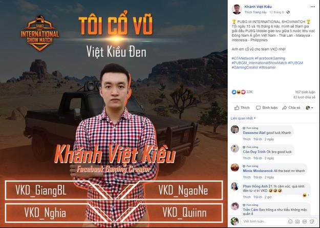 Nam Blue và hàng loạt game thủ Việt Nam bị khóa tài khoản ngay khi đang thi đấu - Ảnh 3.