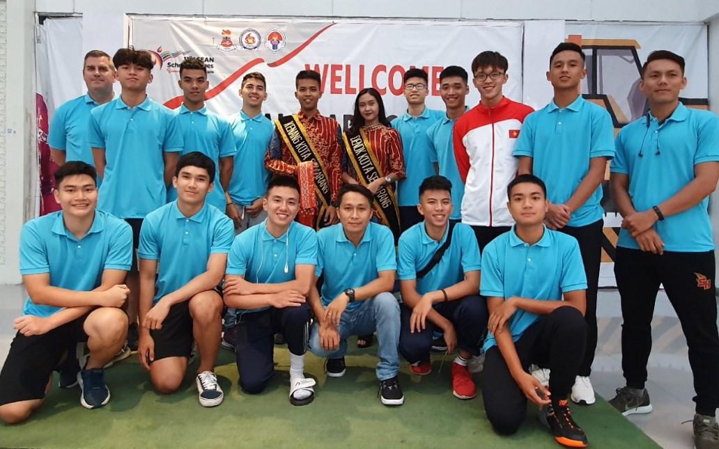 Lộ diện hai đối thủ đầu tiên mà U18 Việt Nam cần phải vượt qua tại ASEAN Schools Games 2019