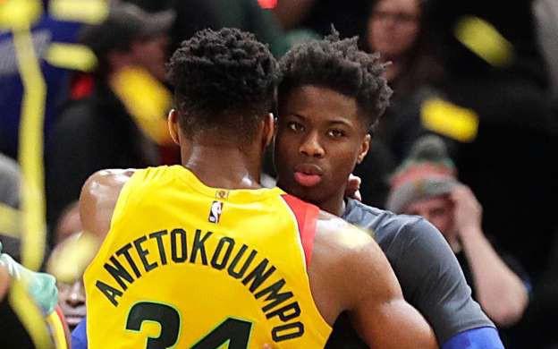 """Los Angeles Lakers chiêu mộ thành công """"một mảnh"""" Antetokounmpo"""