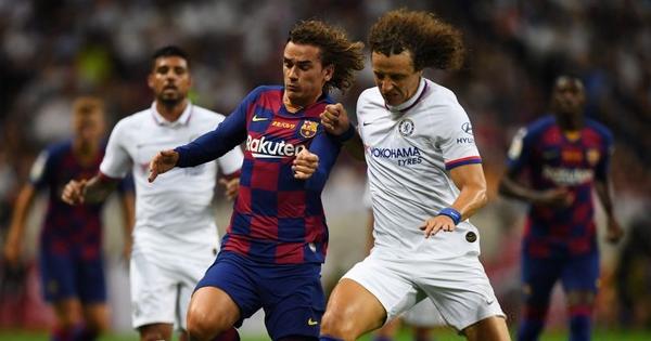 """Sai lầm của đồng đội mới khiến """"trai đẹp"""" Griezmann ra mắt bằng trận thua đau đớn trước Chelsea"""