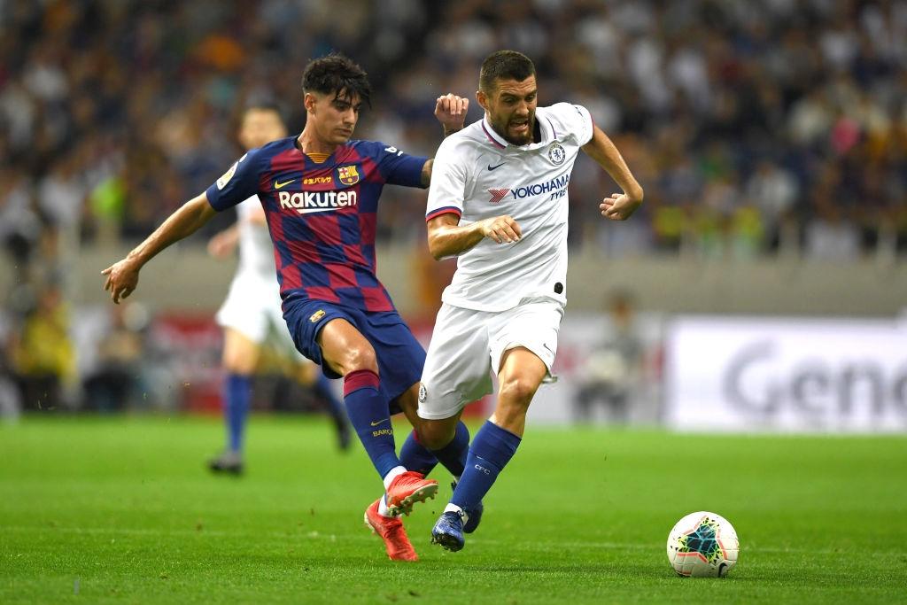 Sai lầm của đồng đội mới khiến trai đẹp Griezmann ra mắt bằng trận thua đau đớn trước Chelsea - Ảnh 5.