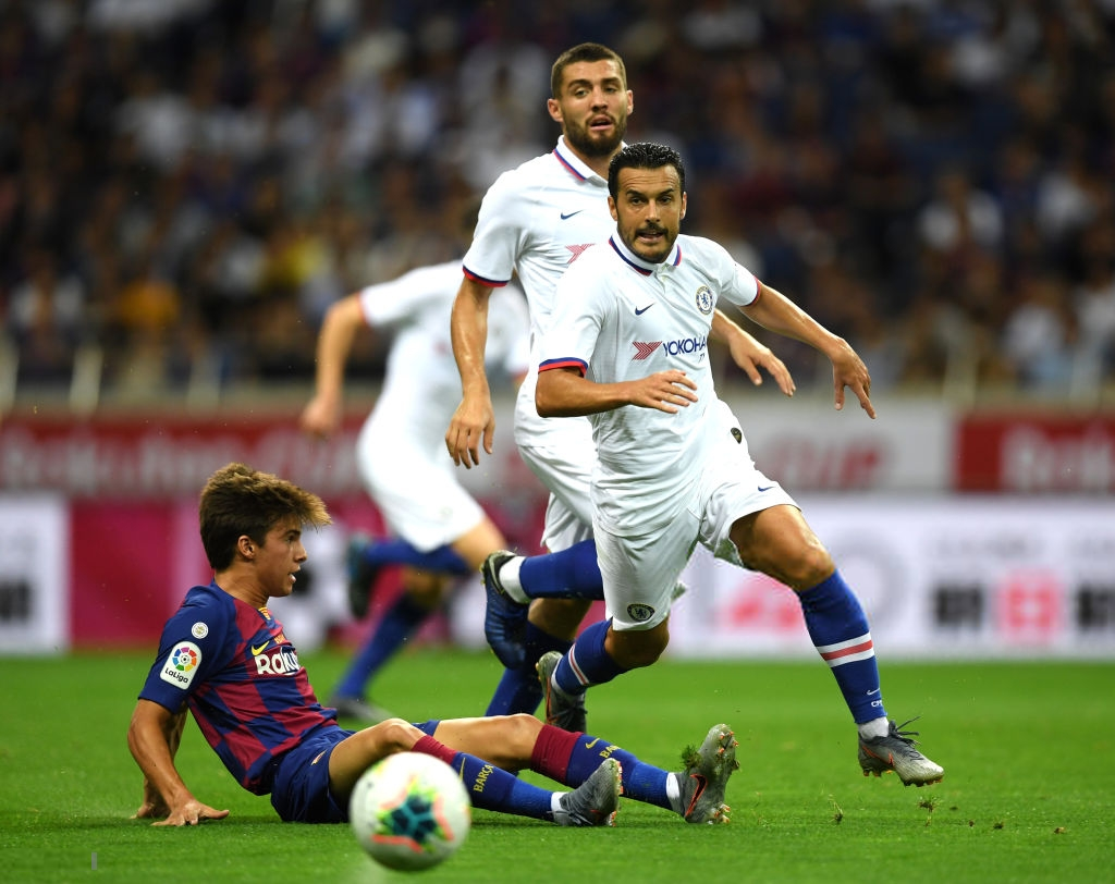 Sai lầm của đồng đội mới khiến trai đẹp Griezmann ra mắt bằng trận thua đau đớn trước Chelsea - Ảnh 6.