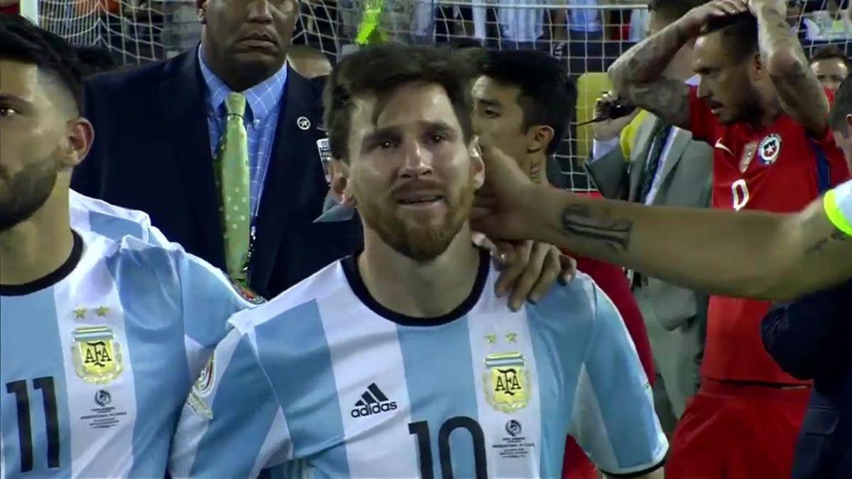 Chính thức: Messi và đồng đội gặp phải ông kẹ trong trận đấu gỡ gạc danh dự tại Copa America - Ảnh 3.
