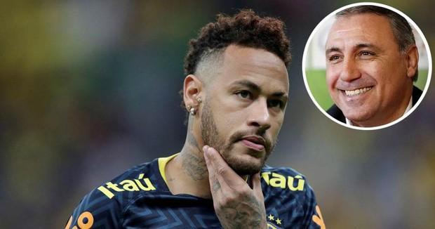 Huyền thoại Barca: Neymar như quả bom trong phòng thay đồ - Ảnh 1.